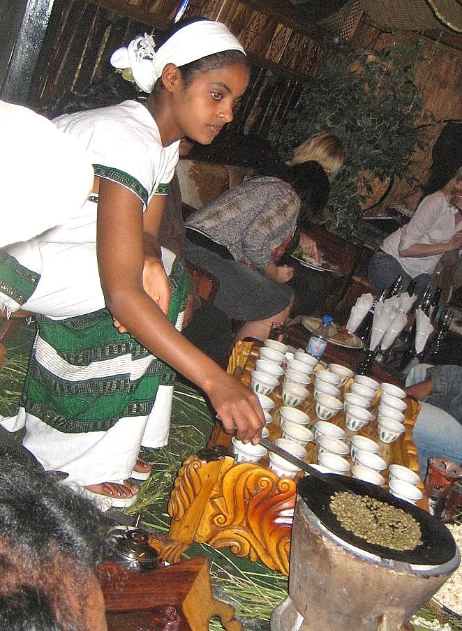 Kava u Etiopiji