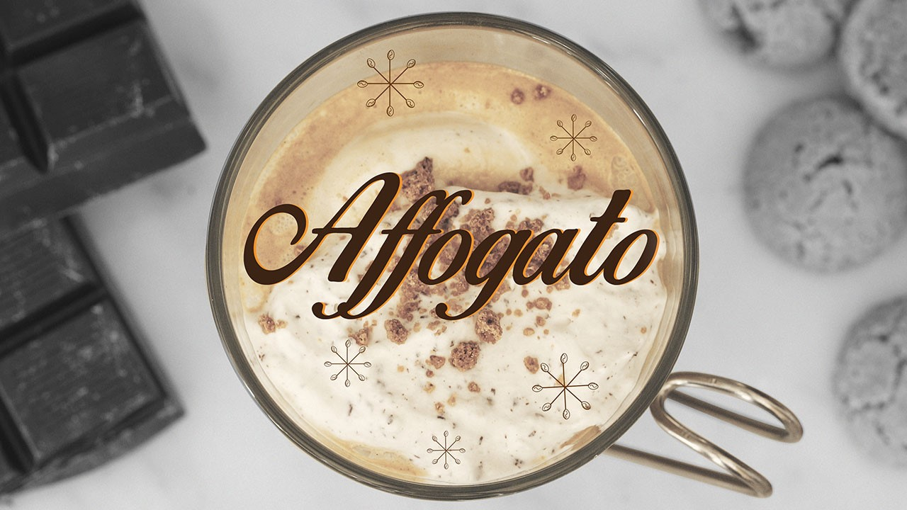 Affogato el Cafe
