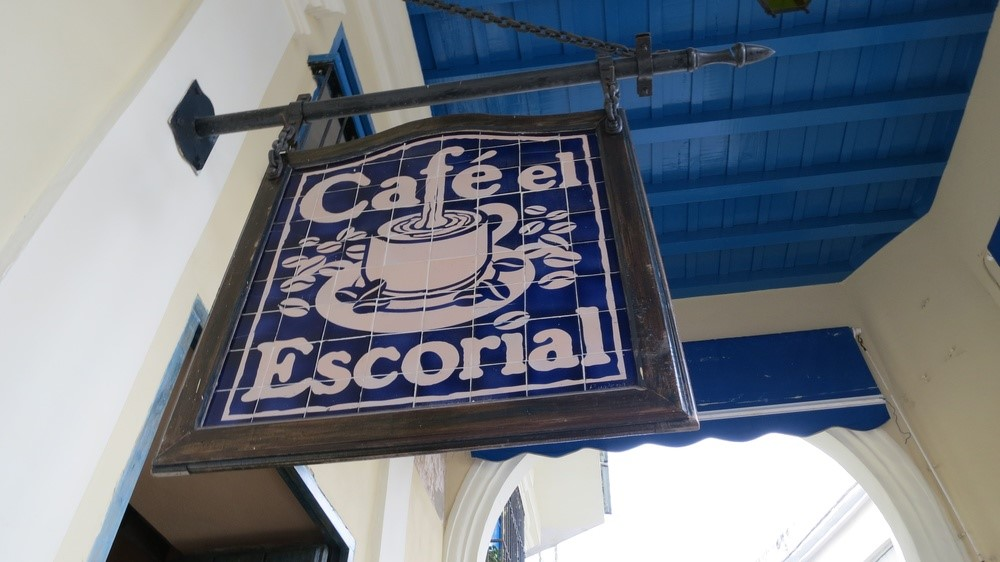 Cafe Escorial